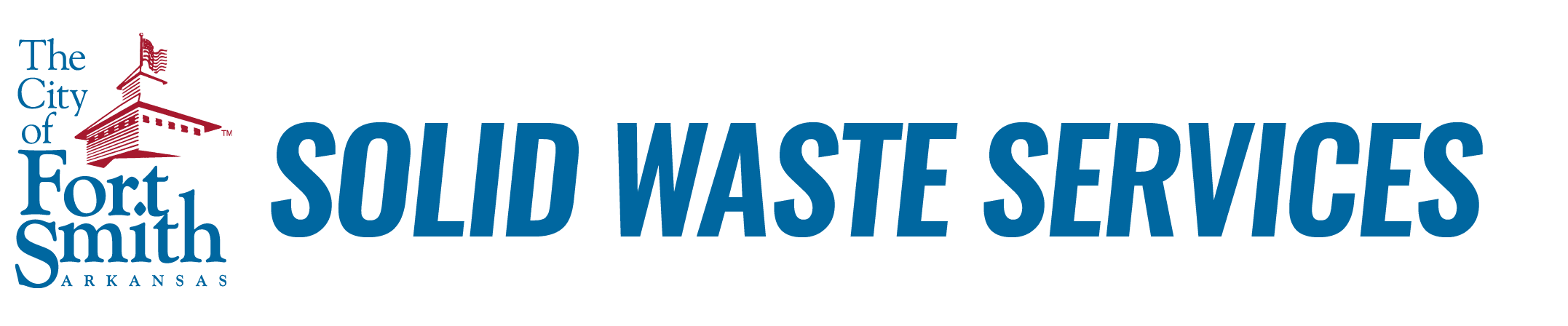 City of Fort Smith: Solid Waste Services